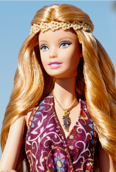 The Barbie Look™ Barbie® Doll – Festival face