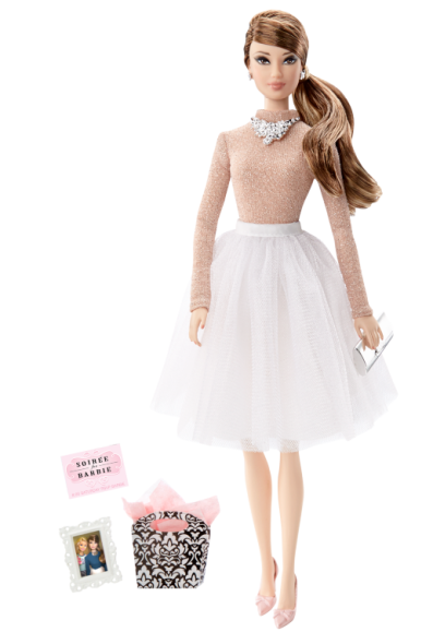 The Barbie Look™ Barbie® Doll – Party Perfect flyer