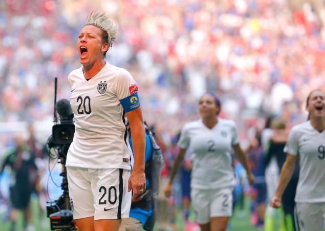 U.S. women's soccer star Abby Wambach gets own Barbie doll