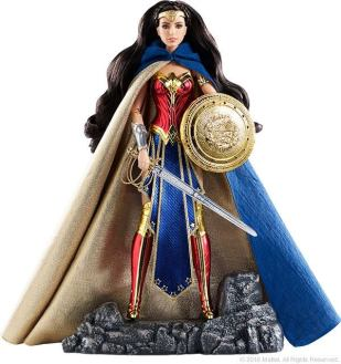 Wonder Woman™ Barbie® doll flyer