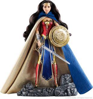 Wonder Woman™ Barbie® doll flyer