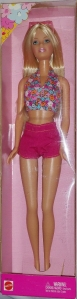 2002 Beach Fun Barbie