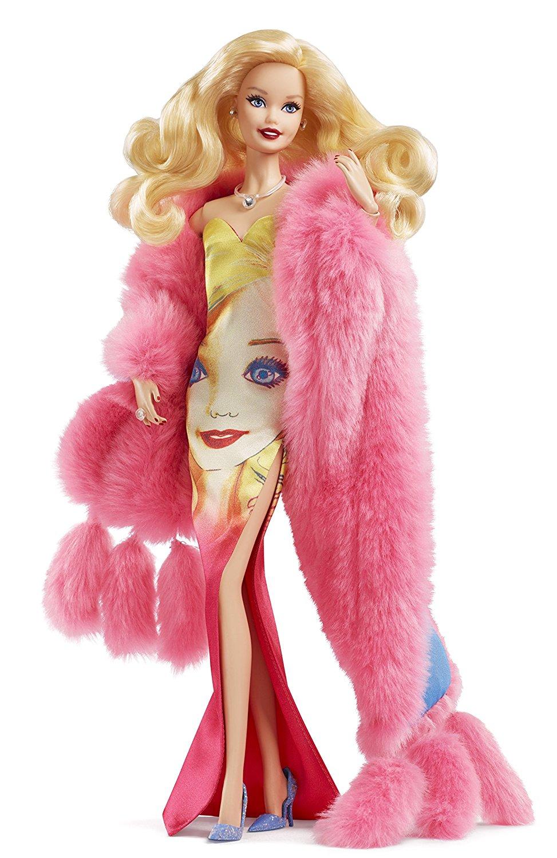2017 Andy Warhol Barbie Doll.