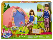 2017 Campin Fun Skipper doll and Accessories NRFB