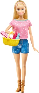 Barbie Camping Fun Dolls & Accessories