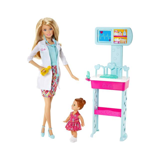 barbie-careers-pediatrician-doll-and-playset
