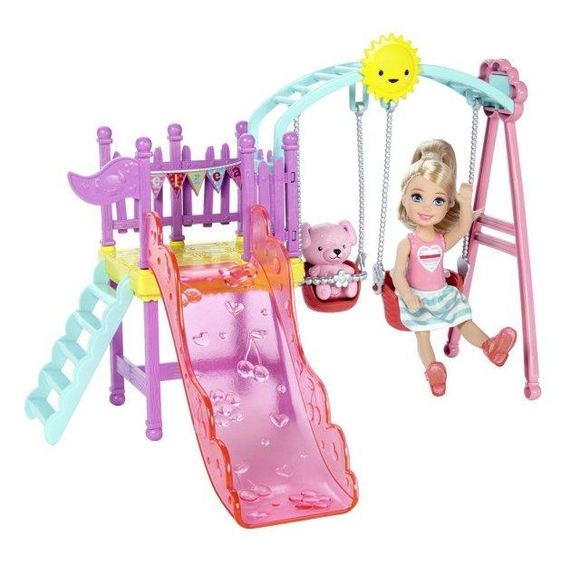barbie-club-chelsea-swing-set