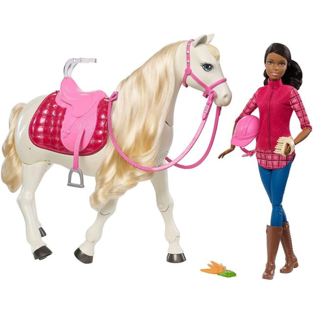 barbie-dream-horse-with-doll-african-american