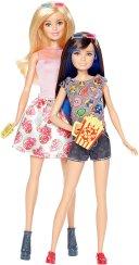 2017 Barbie Sisters Barbie and Skipper Dolls-2-pack