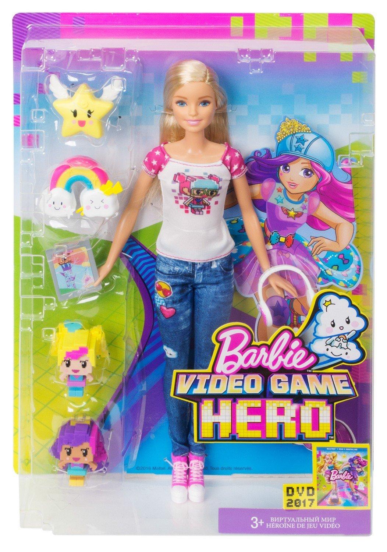 List Of Barbie Video Games