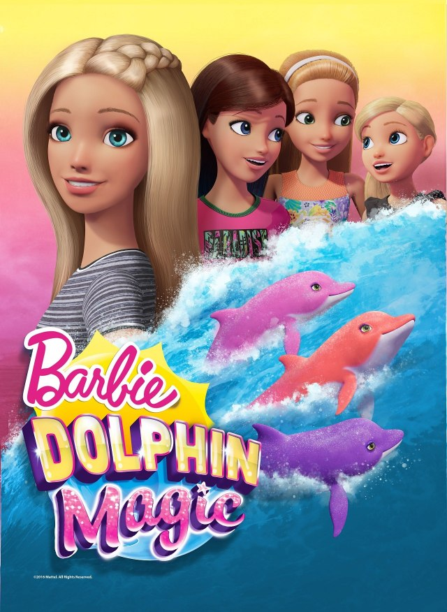 barbiedolphinmagiclboxposter