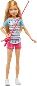Barbie Camping Fun Dolls & Accessories Skipper