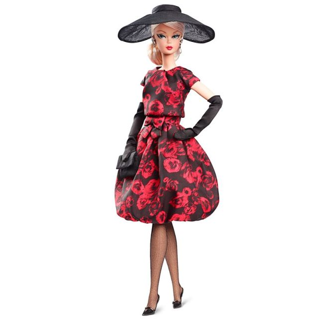 d8f8ece37b515 The haute-couture -inspired Barbie® Fashion Model Collection returns for a  stunningly chic 19 th year.
