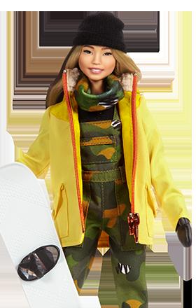 da5e1c92c0d3 Chloe Kim (Snowboarding Champion