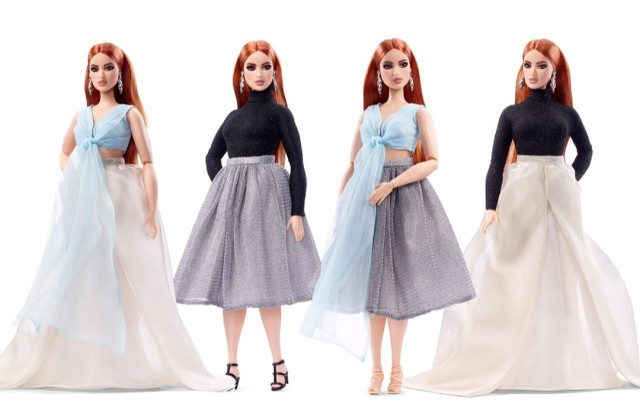 46e63fde58941 A few firsts for a Convention Doll; the first Curvy Convention Doll, the  first Fashion gift set Convention doll and the first Convention ...