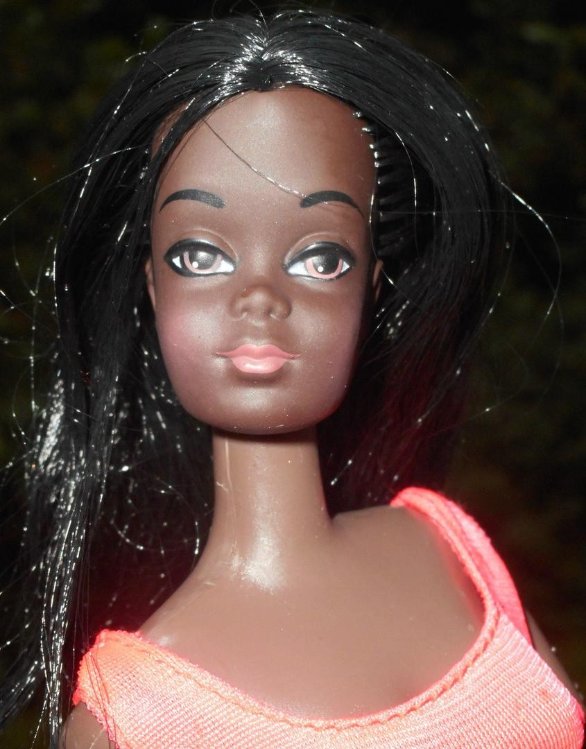 *NUDE DOLL* NEW 2019  Barbie DOLL Hispanic brunette w// dark Auburn tint