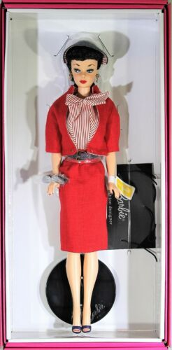 7820be530f8 Repro Busy Gal Barbie doll – 60th Anniversary Barbie Doll.