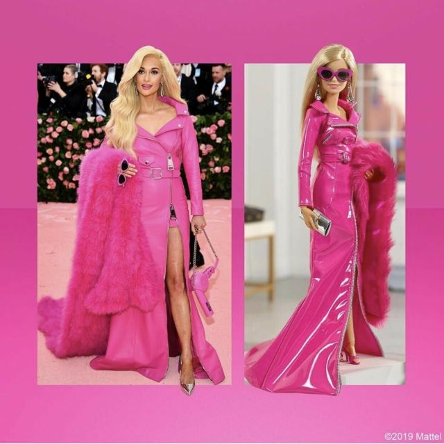 e9206afb2ce7 2019 Barbie Moschino MET Limited Edition Gold Label Barbie Doll – Release  Date: May 7, 2019 Blonde and Black hair still for sale at Ebay.com.