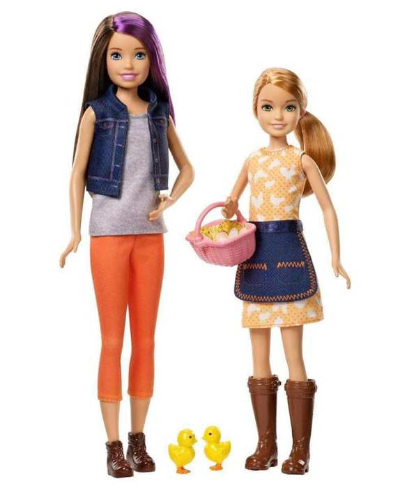 1964 – Present ~Skipper Roberts™ | Barbie Doll, friends and family