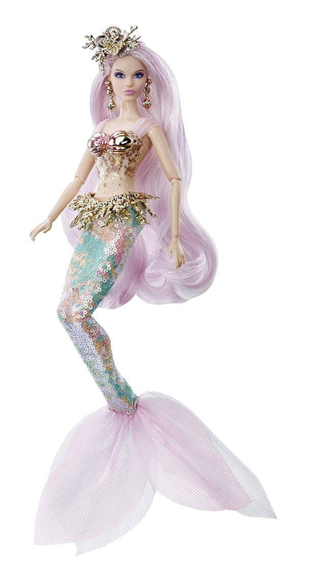 Barbie Mythical Muse Mermaid Enchantress Doll
