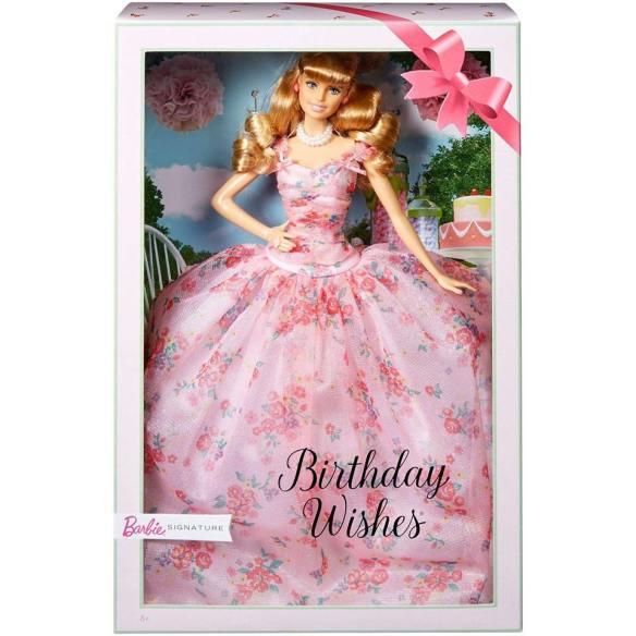 2019 Birthday WishesR BarbieR Dolls
