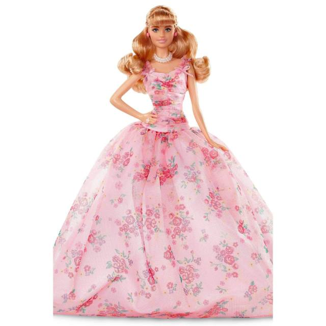 2019 Happy Birthday Barbie Dolls