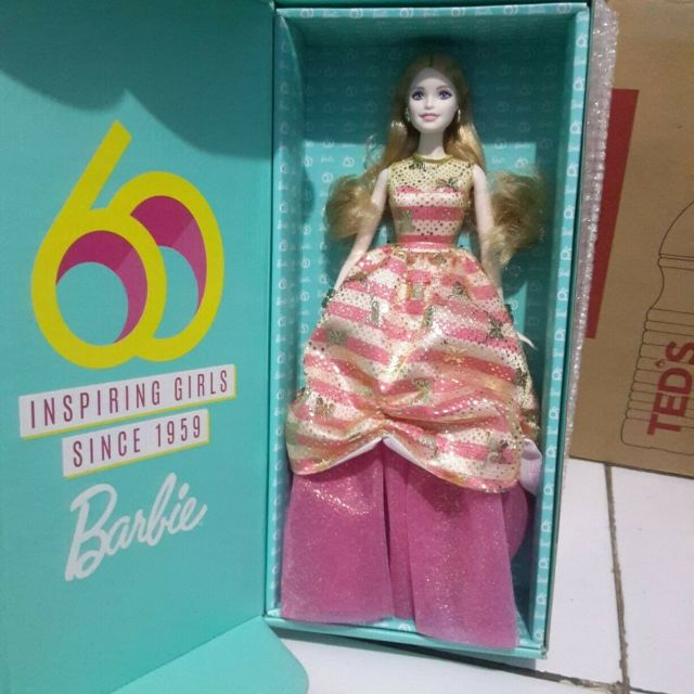 Barbie Doll, friends and family history and news  From 1959 to the