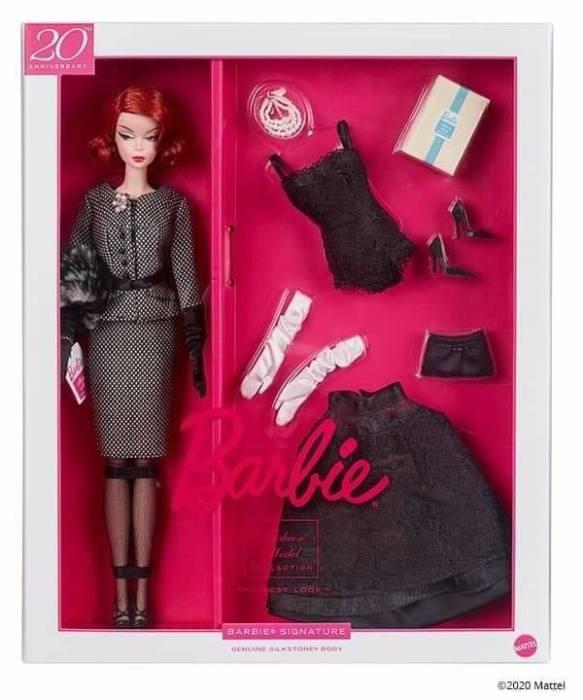 Florence Nightingale Signature Series Barbie doll 2020  NRFB New!