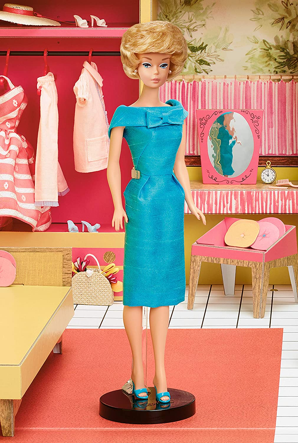 Barbie Doll Made To Move Articulated Blonde Millie Nude for OOAK New De-boxed