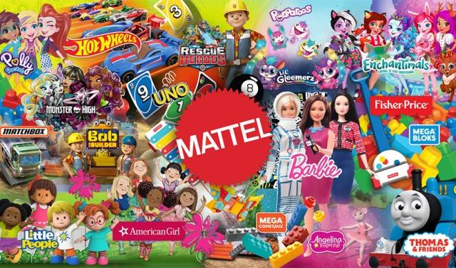 Mattel 75 years