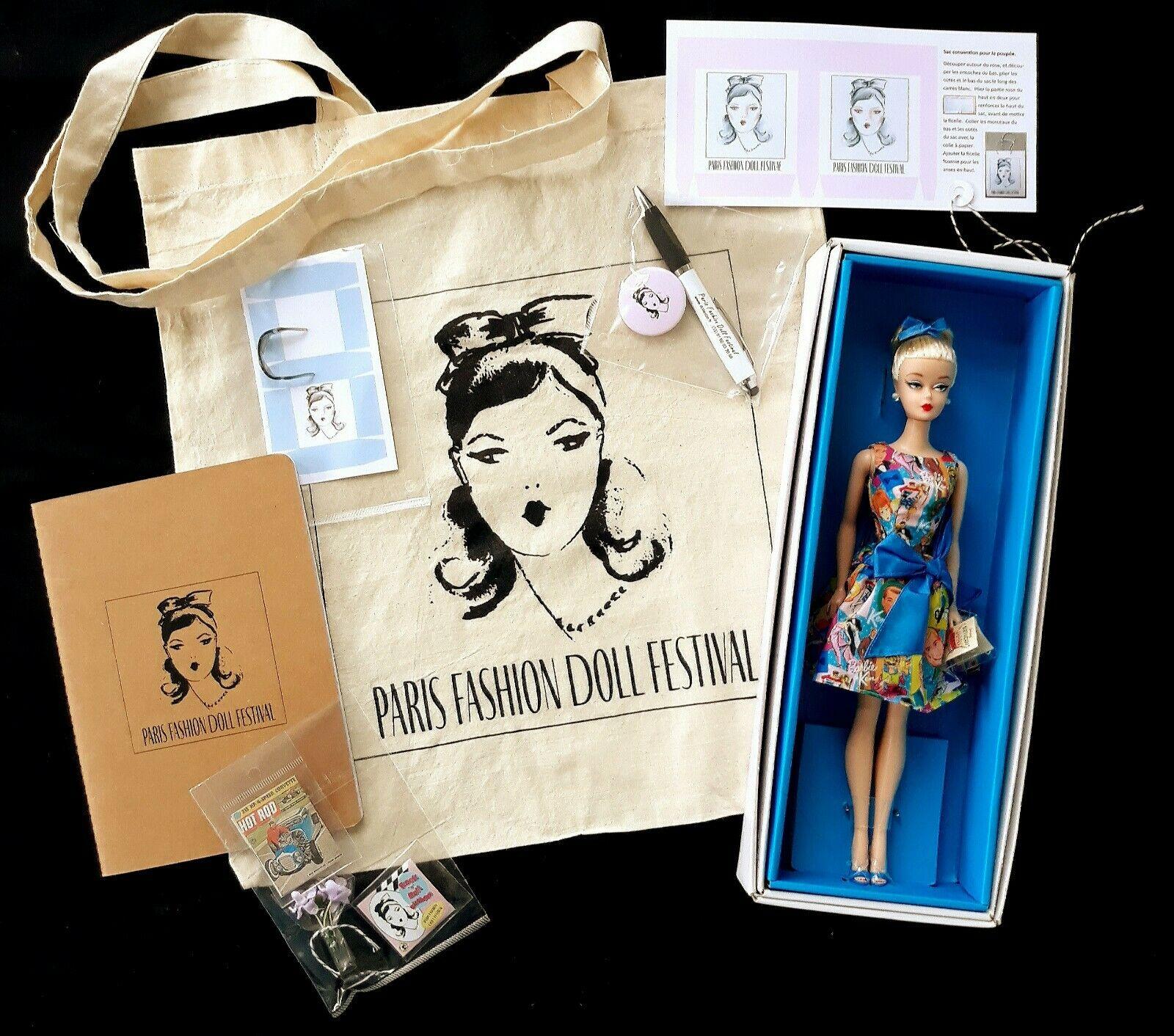 2021 Barbie Convention Paris KIT