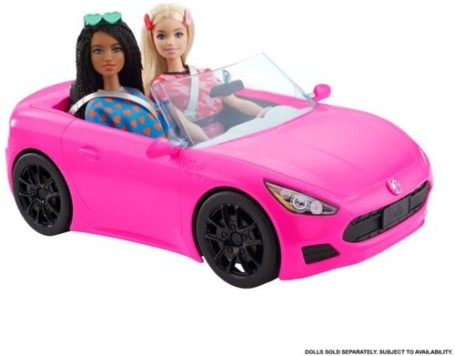 2021 Barbie Convertible poster