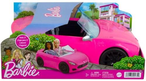 2021 Barbie Convertible