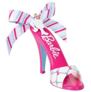 2021 National Barbie Doll Convention Shoe-sational! Ornament Hallmark LE