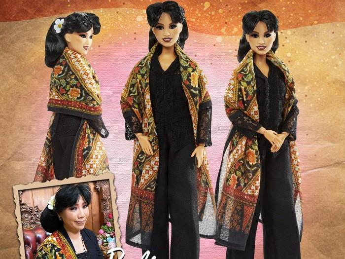 Anne Avantie barbie doll