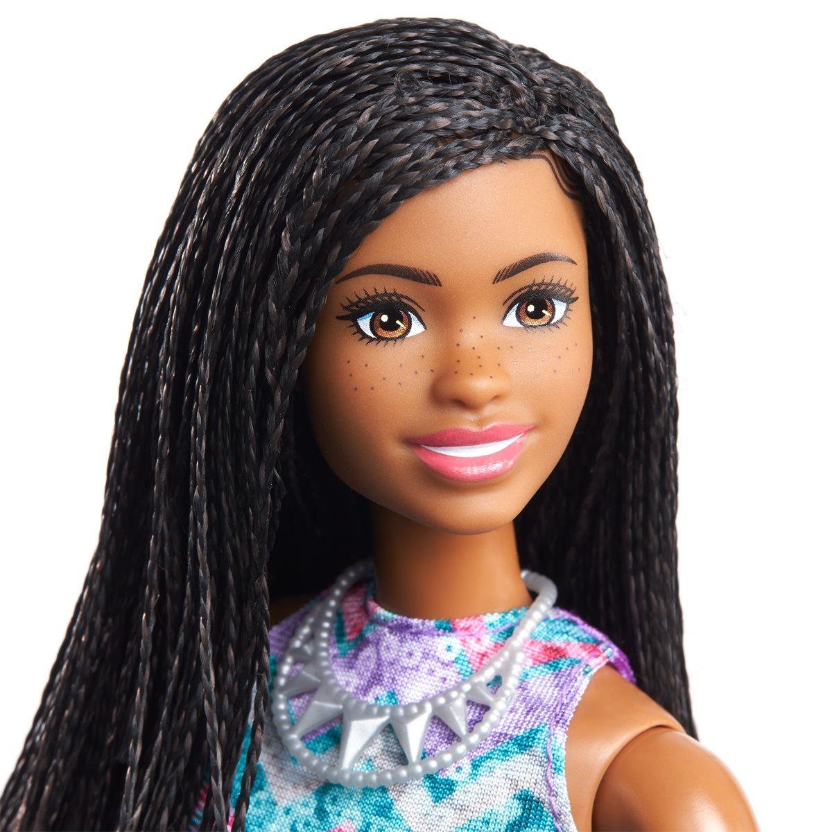 Barbie Big City Big Dreams Brooklyn Doll face