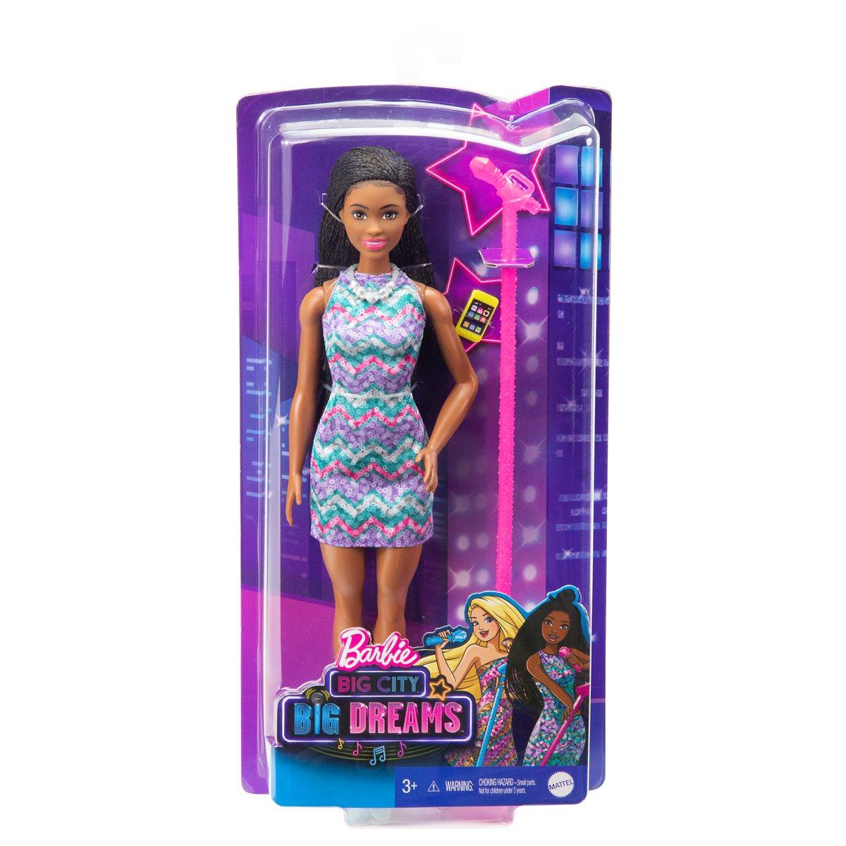 Barbie Big City Big Dreams Brooklyn Doll NRFB