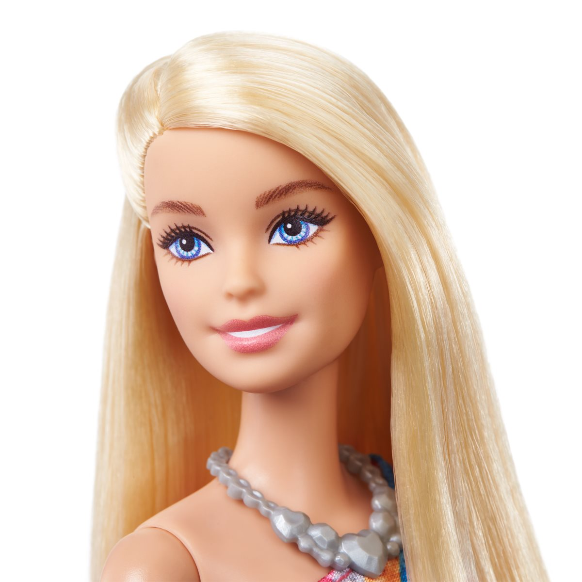 Barbie Big City Big Dreams Malibu Doll face