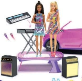 Barbie Big City Dream Giftsets 2