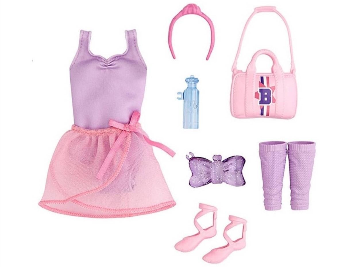 Barbie Big City Dreams Fashions 1