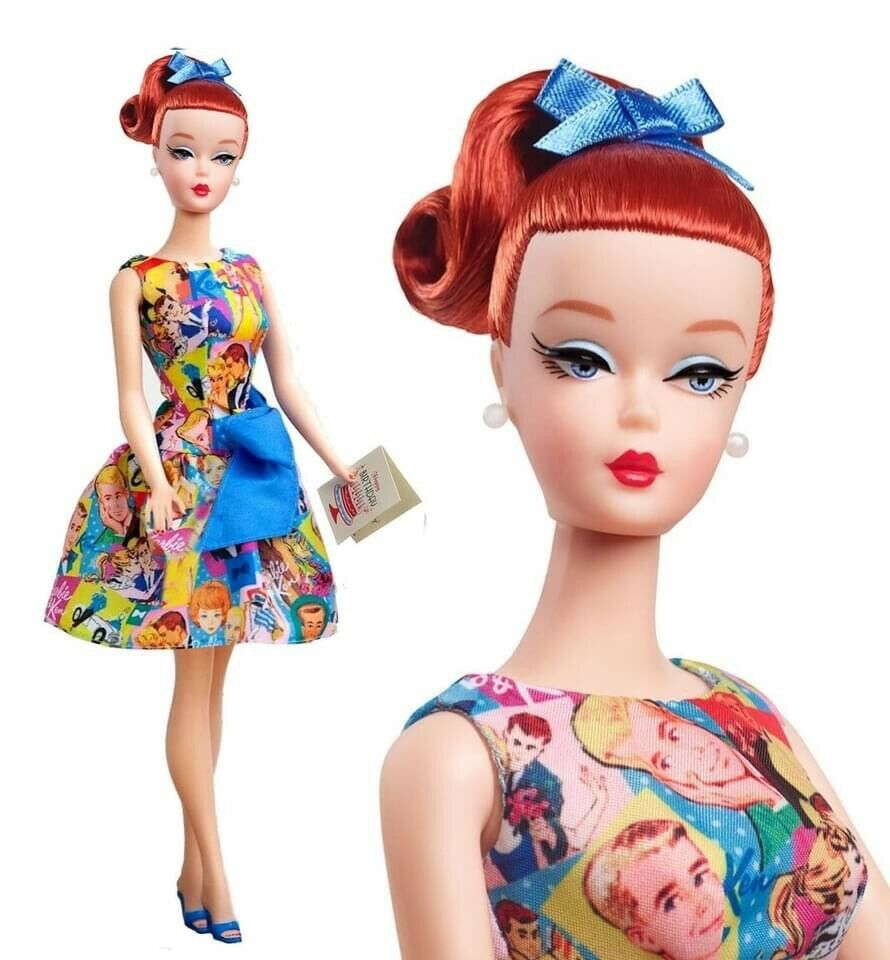 Barbie Birthday Beau Redhead Convention Doll 2021 LE to conventioneers of US Virtual Convention