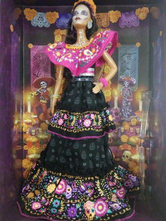 Barbie Dia De Muertos 2021 doll (GXL27) NRFB