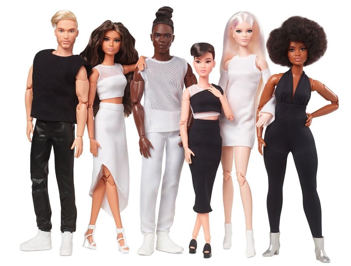 Barbie Looks Serie