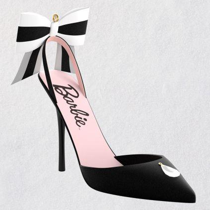 Barbie-Shoesational-Special-Edition-Metal-Keepsake-Ornament 1