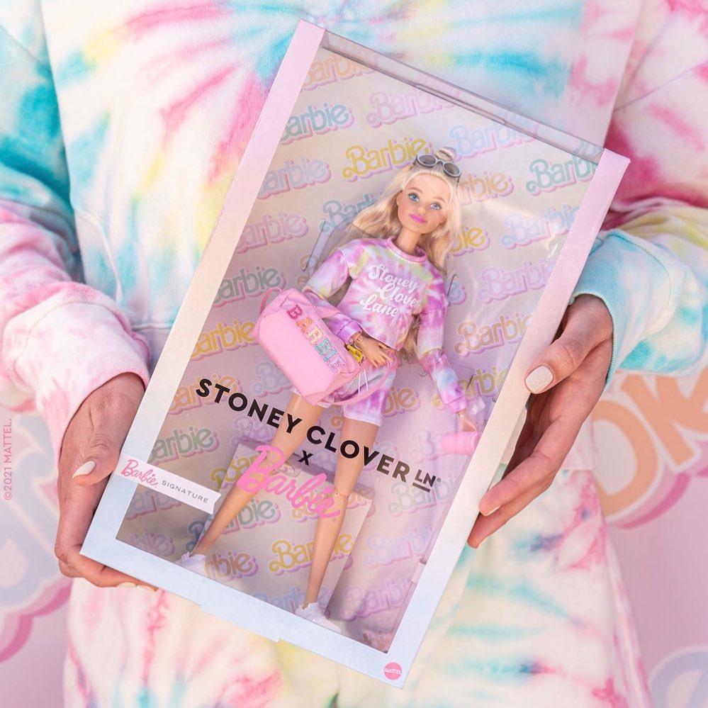 Barbie x Stoneycloverlane Barbie Doll