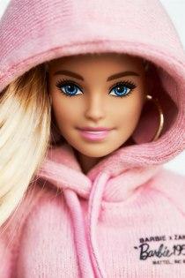 Barbie X Zara II Blonde face