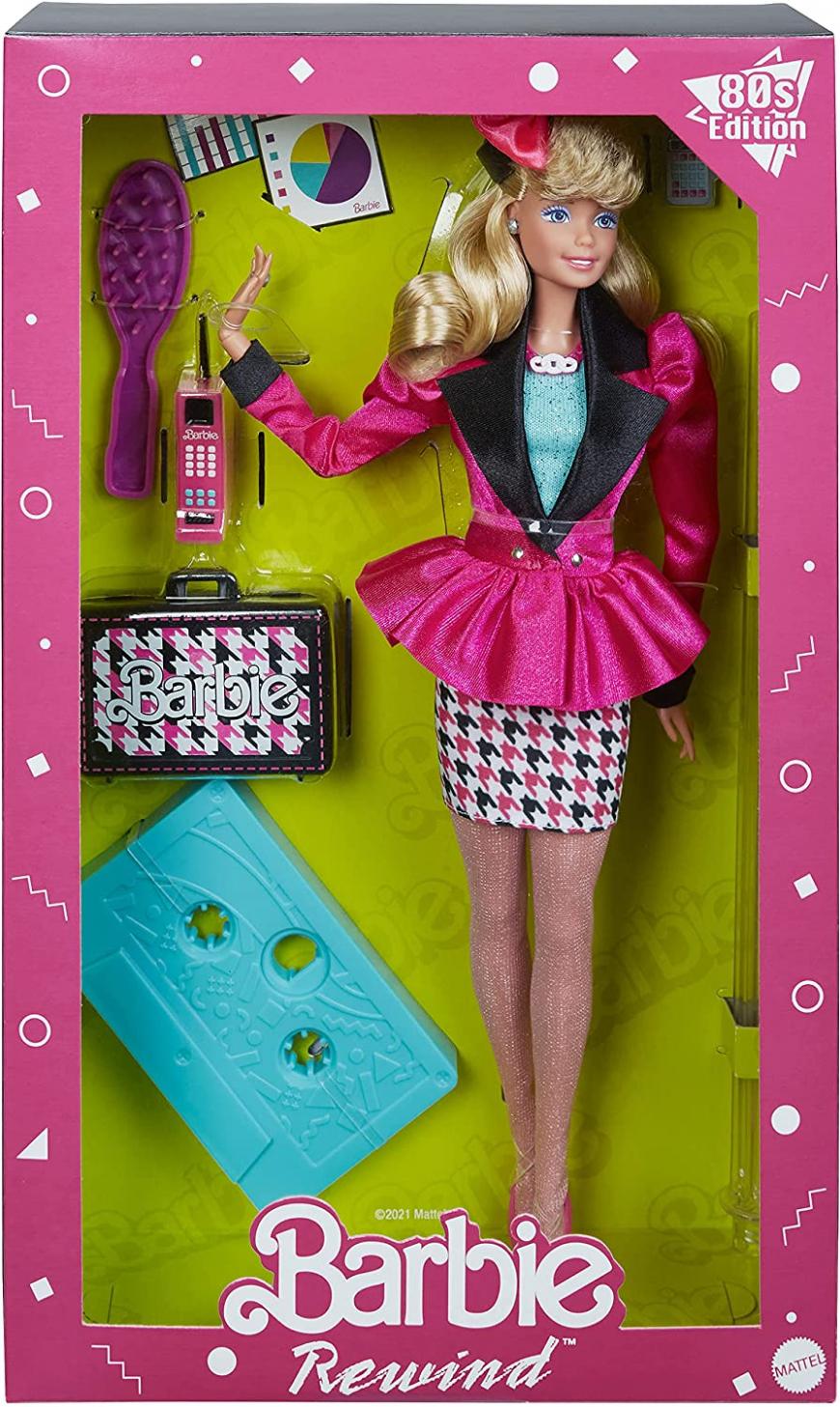 barbie_rewind_career_doll NRFB