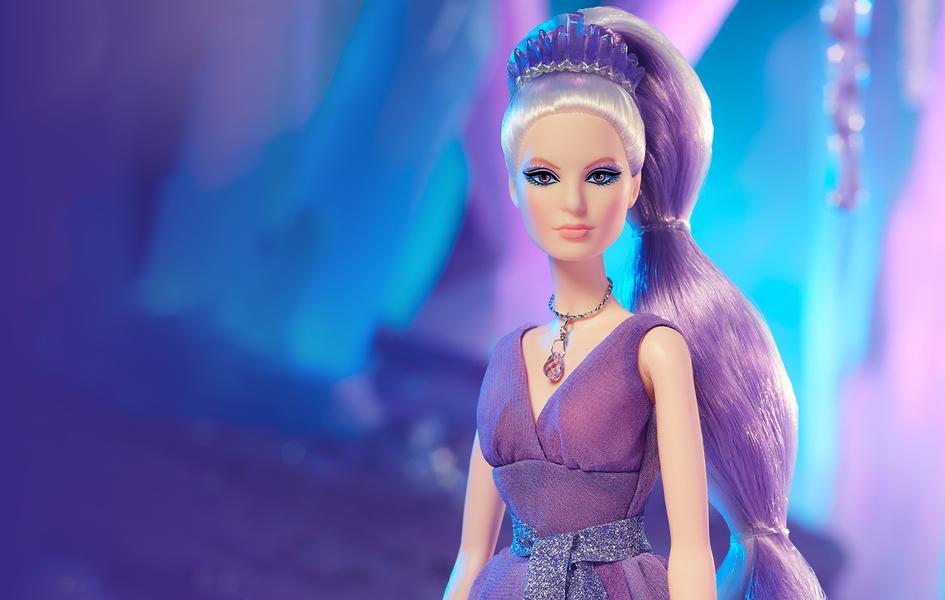 Crystal Fantasy # 1 Barbie® Doll Face