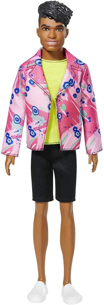 Ken Doll Neon Green Swim Trunks Shorts Barbie Clothes Fashionista Bottoms