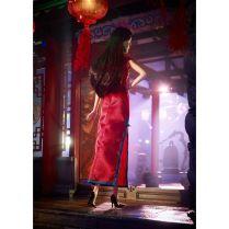 Lunar New Year Barbie® Doll back